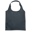 Bungalow foldable tote bag in grey