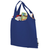 Bungalow foldable tote bag in royal-blue