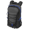 Milton 15.4'' outdoor laptop backpack in black-solid-and-grey