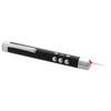 Basov laser presenter in black-solid-and-silver