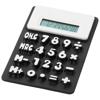 Splitz flexible calculator in black-solid