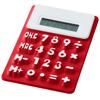 Splitz flexible calculator in red