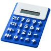 Splitz flexible calculator in royal-blue