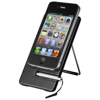 Felix mobile stand with stylus in black-solid