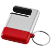 Gogo screen cleaner and smartphone holder in silver-and-red