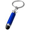 Aria alu stylus key chain in blue
