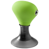 Spartacus 2-in-1 audio splitter and device stand in lime