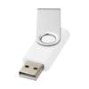Rotate-basic 1GB USB flash drive in white