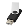 Rotate-basic 4GB USB flash drive in black