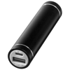 Bolt alu power bank 2200mAh in black-solid
