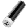 Dash power bank 2200mAh in black-solid