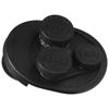 Revolve 4-in-1 camera lenses set in black-solid