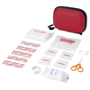 Healer 16-piece first aid kit in red-and-white-solid