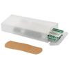 Winnipeg 5-piece transparent plaster box in white-solid