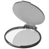 Carmen glamour mirror in transparent-black