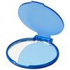 Carmen glamour mirror in transparent-blue