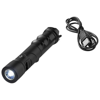 PB-1400 car power bank and torch in black-solid