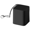 Timbre Bluetooth® Speaker and camera shutter in black-solid
