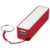 Jive power bank 2000mAh in red-and-white-solid