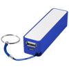 Jive power bank 2000mAh in royal-blue-and-white-solid