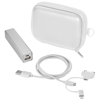 Volt Power Kit with MFI 3-in-1 Cable in white-solid