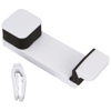 Places smartphone holder for car air vents in white-solid