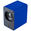 Classic Bluetooth® vintage-looking speaker in blue