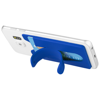 Stue silicone smartphone stand and wallet in royal-blue