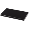 Pep 4000 mAh power bank in black-solid