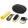 Hammond shoe polish kit in black-solid