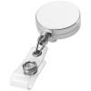 Aspen roller clip in silver