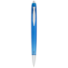 Albany ballpoint pen in transparent-blue