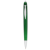 Albany ballpoint pen in transparent-green