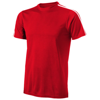 Baseline short sleeve t-shirt. in red