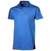 Advantage short sleeve men's polo in classic-royal-blue