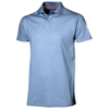 Advantage short sleeve men's polo in light-blue