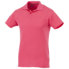 Advantage short sleeve men's polo in pink