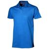 Advantage short sleeve men's polo in sky-blue