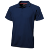 Game short sleeve men's cool fit polo in navy