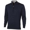 Set quarter zip pullover in navy