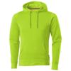 Alley hooded Sweater in apple-green