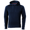 Alley hooded Sweater in navy