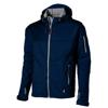 Match softshell jacket in navy