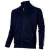 Court  full zip sweater in navy