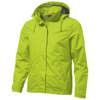Top Spin jacket in apple-green