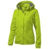 Top Spin ladies jacket in apple-green