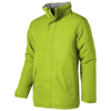 Under Spin insulated jacket in apple-green