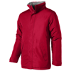 Under Spin insulated jacket in red