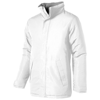 Under Spin insulated jacket in white-solid