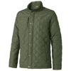 Stance insulated jacket in army-green